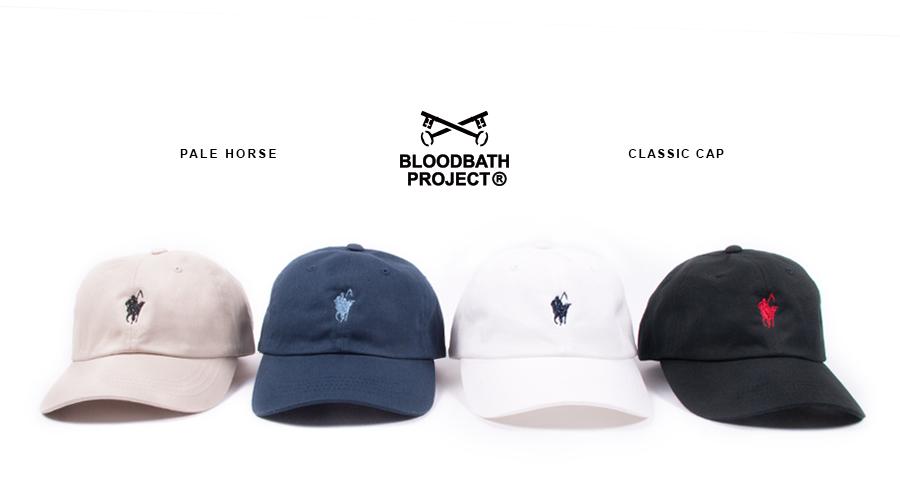 Pale Horse Classic Caps